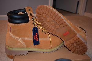 Levi's Fremont Wheat Boots Size 11 Brand new! for Sale in Oakton, VA