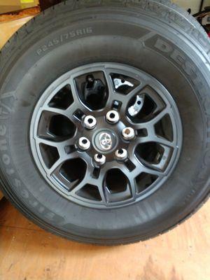 New new Firestone destination Tacoma balanced set if rims a tires. for Sale in DeLand, FL