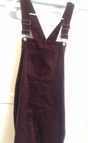 F21 overall dress for Sale in Westminster, CA