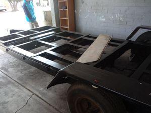 22ft x 8 ft wide steel frame trailer for Sale in Glendale, AZ