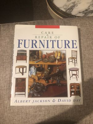 Furniture care and repair book for Sale in Bothell, WA