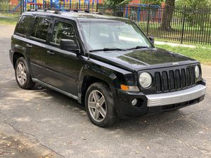 2007 JEEP PATRIOT AWD SUNROOF FULLY LOADED for Sale in Bridgeport, CT