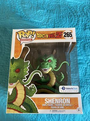 Funko Pop DragonBall Z Galactic Toys Exclusive Shenron for Sale in Yonkers, NY