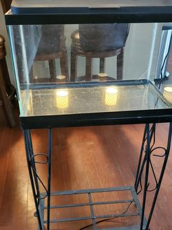 Fish tank and stand for Sale in Charlotte,  NC
