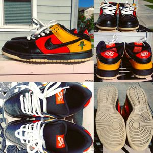 uk availability 247a5 a107f Preowned size 9.5 Nike SB Roswell Rayguns Dunk Lows No Trades for Sale in