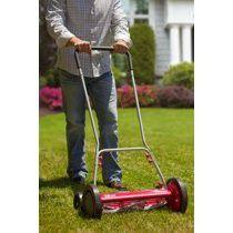 """HyperTough18"""" 5 Blade apush Reel Mower for Sale in Fountain Inn, SC"""