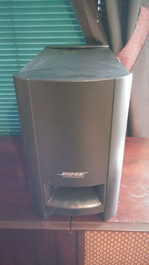Bose 321 series is subwoofer for Sale in South Hill, VA
