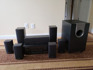 Onkyo Surround Sound System for Sale in Brockton, MA