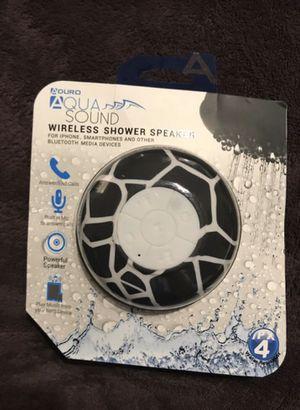 Bluetooth Wireless Shower Speaker for Sale in Harrisonburg, VA