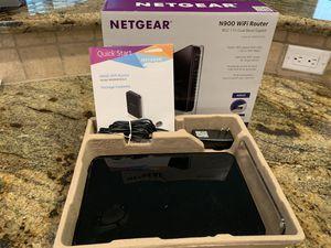 Router Wireless Netgear N900 for Sale in Willis, TX
