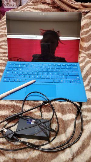 Microsoft surface pro 4 for Sale in Stockton, CA
