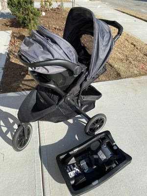 EvenFlo Car seat & Stroller for Sale in Lithonia, GA