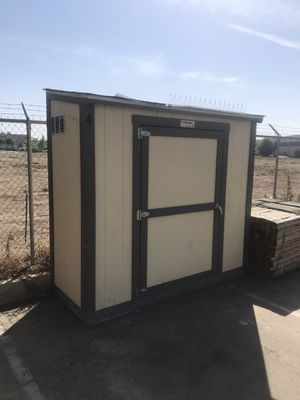 8x3 Lean to style shed by TUFF SHED for Sale in Fresno, CA