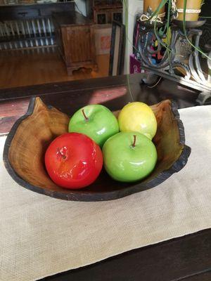 Italian ceramic fruit for Sale in Mount Vernon, VA