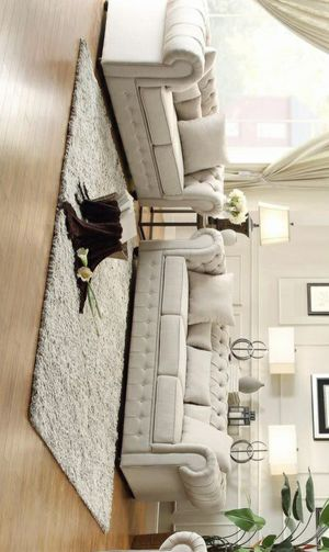 💥Savonburg Neutral Tone Living Room Set by Homelegance for Sale in Jessup, MD