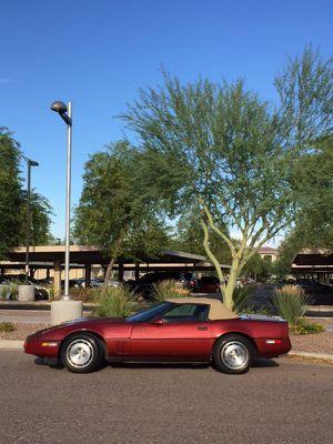 1986 Chevy Corvette Original pace car 1 owner for Sale in Tucson, AZ