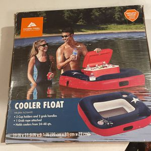 ** NEW ** Ozark Trail Cooler Float $18 Price is Firm for Sale in San Antonio, TX