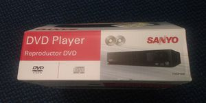 Sanyo Dvd player for Sale in East Wenatchee, WA