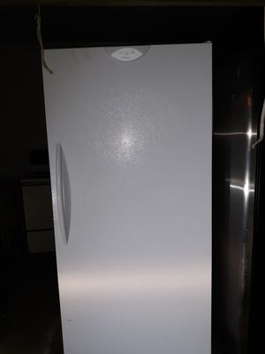 Whirlpool upright freezer large frost free for Sale in West Columbia, SC