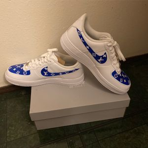 NEW Nike AF 1 Louis Vuitton Custom for Sale in Sunnyside, WA