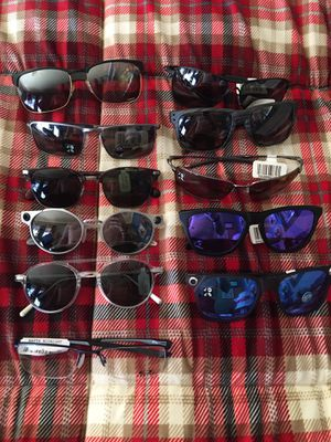 11 Oakleys and 9 Ray Bans. for Sale in San Diego, CA