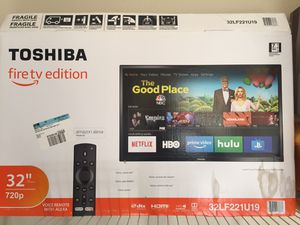 """Toshiba Amazon Fire TV 32"""" for Sale in CA, US"""