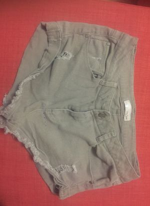 Tan shorts fits 28 jean size for Sale in Los Angeles, CA