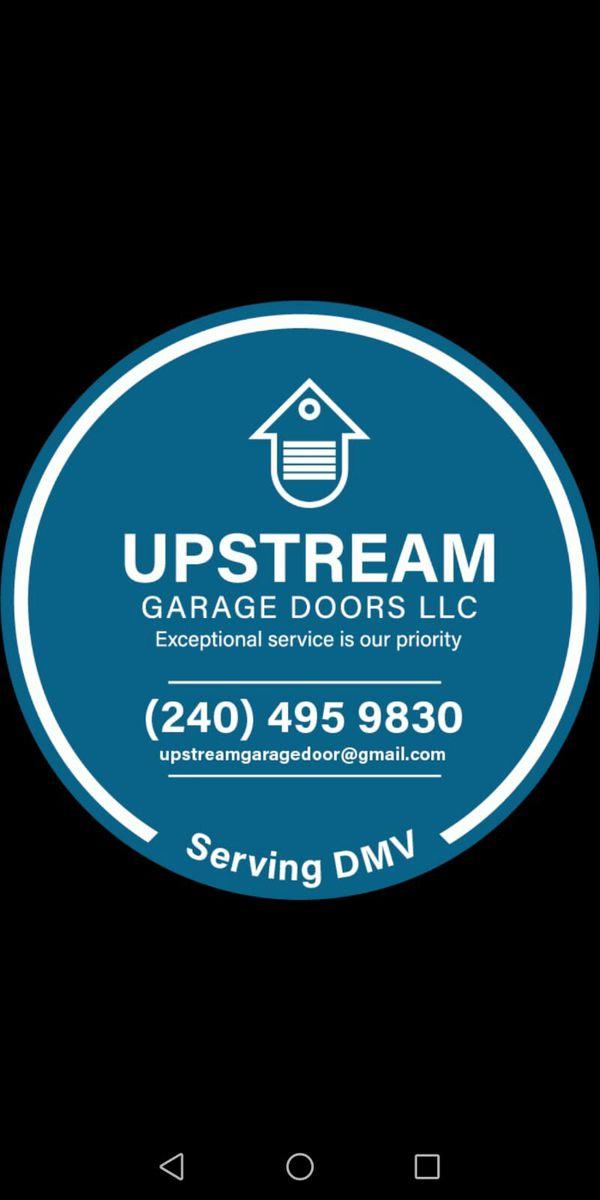 Garage doors and opener installation and repair