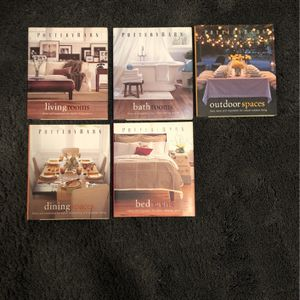 Pottery Barn Decorating Books for Sale in Arlington, MA