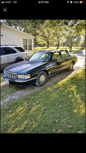 1999 caddilac deville for Sale in Roanoke, VA
