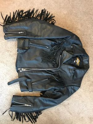 Ladies Leather Riding Jacket & Chaps for Sale in La Habra Heights, CA