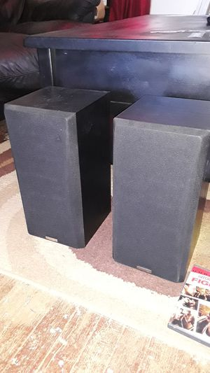Kenwood Front Home speakers 100 Watt, 8 OHM for Sale in Colorado Springs, CO