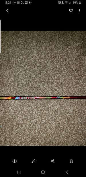 Fishing Rod(Shakespeare Mantis) & Reel(Shakespeare) for Sale in Phoenix, AZ
