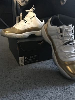 Air Jordan 11 Retro Low BG SZ 7Y- willing to negotiate at a lower rate!!!! for Sale in Bronx, NY