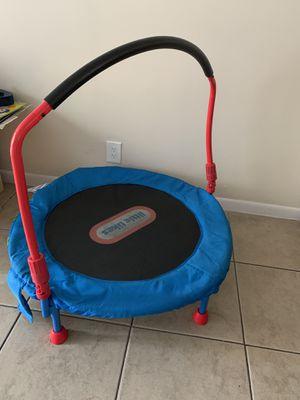 Little Tikes Trampoline for Sale in Tamarac, FL