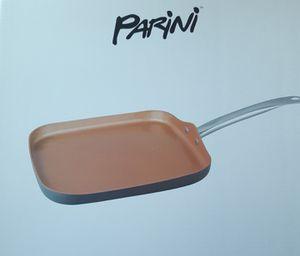"""New! Parini 12"""" Copper Non Stick Square Griddle for Sale in Moreno Valley, CA"""