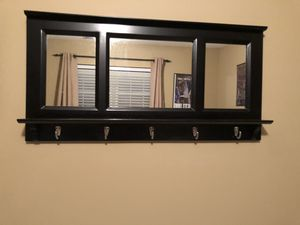 Hall Tree Mirror for Sale in Concord, NC