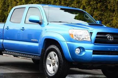 2007 Toyota Tacoma Double Cab for Sale in Gresham,  OR