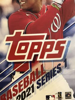 Topps Baseball 2021 Series 1 Sealed Lot! for Sale in Snohomish,  WA