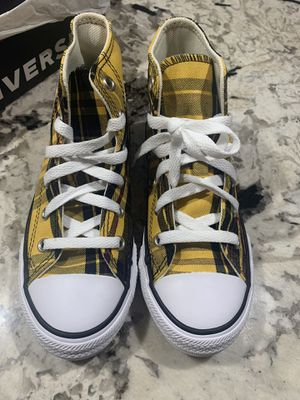 Converse Chuck Taylor All Star High Seek Peace Kids Size US 12 165766F for Sale in Washington, DC