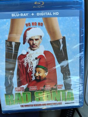 Bad Santa digital HD code only! Instant delivery for Sale in San Antonio, TX
