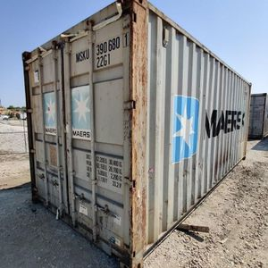 20ft Wind & Water Tight Shipping Container For Sale for Sale in Oakland, CA