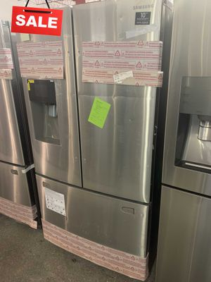 BLOWOUT SALE!Samsung Refrigerator Fridge BRAND NEW! Bottom Freezer #1442 for Sale in Plano, TX