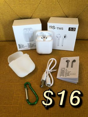 NEW i9s Wireless Blue Tooth EarPods for Sale in McDonough, GA