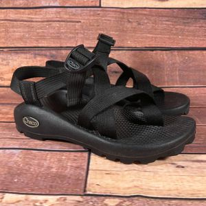 Chaco Z2 Classic Toe Strap Sandals Hiking Vibram Athletic Outdoor Womens Size 5 for Sale in San Antonio, TX