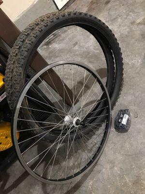 """Bike 26"""" bike wheel tires and tube for Sale in Portland, OR"""