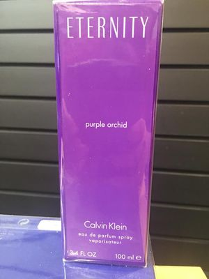 Eternity purple orchid Ladies Perfume / Original / Brand new for Sale in Annandale, VA