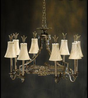 John Richards Eight Light Chandelier Shade for Sale in Lexington, KY