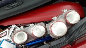 1995/96 Acura Integra headlights for Sale in Rockville, MD