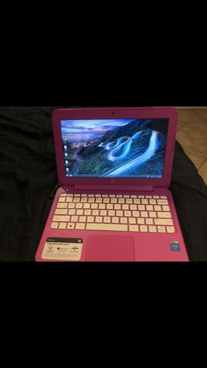 2011 hp laptop with charger for Sale in National City, CA